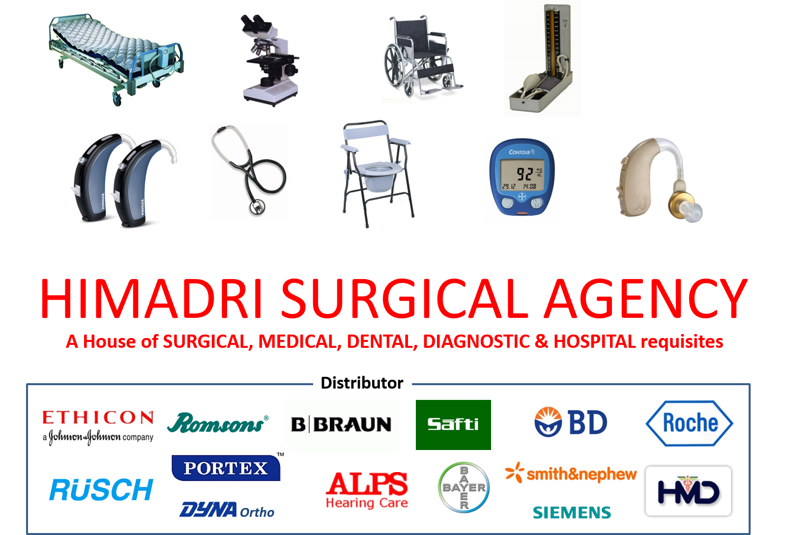 Home - Himadri Surgical Agency